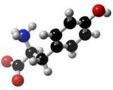 L- тирозин - решетка