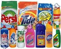 Химические моющие средства - отравляющие вещества