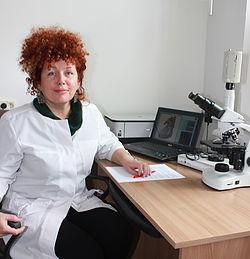 Диагностика в С-Петербурге - врач Ольга Георгиевна Щербань