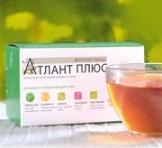 чай Атлант - очищение кишечника