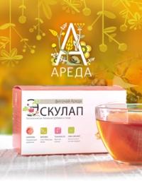 чай при гипертонии Эскулпа