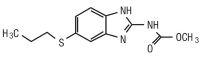 Альбендазол формула