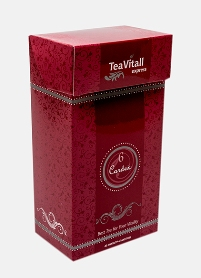 TeaVitall Express Cardex