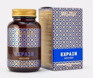 Expain - противовоспалительное средство.