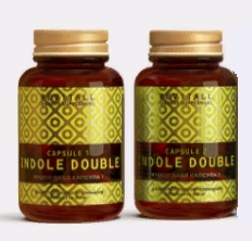 Indol double - защита от гормональных опухолей