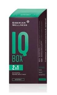 IQ Box - бустер для интеллектуальной активности