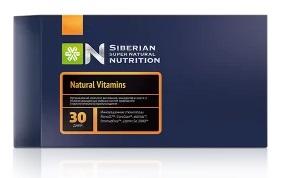 Комплекс натуральных витаминов