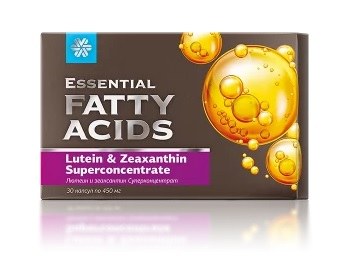 Лютеин и зеаксантин - защита зрения от ультрафиолета и излучения экранов