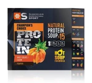 суп тыква - натуральный протеин