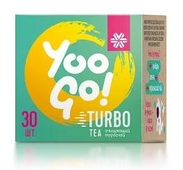 Турбо чай Yoo Go - для снижения веса