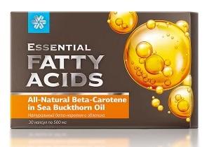 Бетакаротин и облепиха для питания слизистых оболочек и защиты кожи